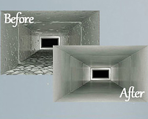 Get Healthier Breathing Air With Air Duct Cleaning Services
